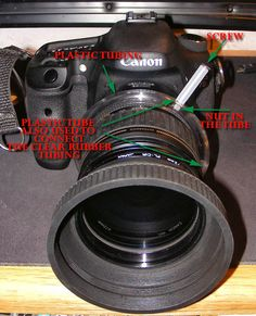 Here's another very inexpensive focus puller made of plastic tubing with a nut inside the tube and a screw through the tube into the nut. Less than a buck and doesn't do any harm to the lens. It can be quickly removed when necessary. Works great for me. It took all of five minutes to make. It could be refined to look better but it does the job.