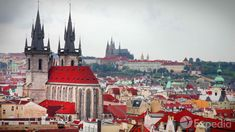 Prague tourist guide