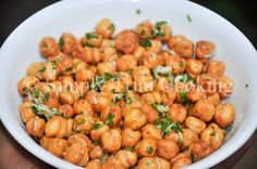 Fried Channa (garbanzo bean or chickpeas) are a popular treat in Trinidad and Tobago. Being a frequent go to snack, he limes everywhere READ MORE
