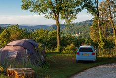 10 prachtig gelegen kleine campings in Frankrijk (Dordogne, Corrèze, Provence, Vendée)   Frankrijk Puur