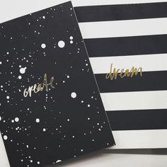 notebooks for genius. #dream #create #blacklist #shopsmall...