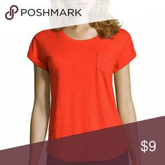 a.n.a Short Sleeve Scoop Neck T-Shirt-Talls Sleeve Length: Short Sleeve Neckline: Scoop Neck Features: Essentials Fabric Description: Knit Fabric Content: 60% Cotton, 40% Polyester Apparel Length: 30 Inches Care: Machine Wash Country of Origin: Imported a.n.a Tops Tees - Short Sleeve