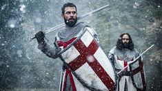 History Channel promises that Season 2 of 'Knightfall' will be grittier and darker. After the success of History Channel's historical drama, Vikings, the network added Knightfall to . Medieval, Crusader Knight, Military Orders, Templer, Mark Hamill, Holy Cross, Renaissance Fair, History Channel, Knights Templar