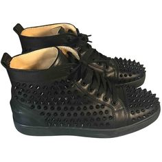 Pre-owned - Trainers Black Dioniso