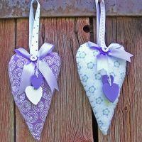 ♥ Violet Hearts ♥