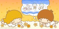 Sanrio: Little Twin Stars:)
