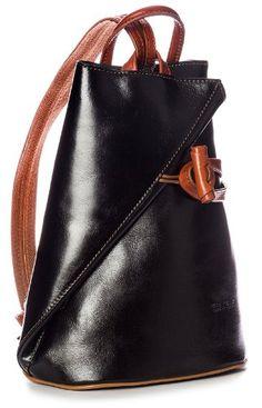 Heshe 2014 New Fashion Genuine Leather Ladies Backpack Handbag ...