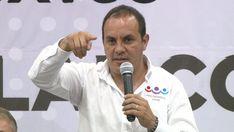 La oposición contrató sicarios para matarme a mí y a Cuauhtémoc: Sanz