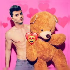 Brian Colon, Teddy Bear, Disney, Instagram, Love Of My Life, Second Love, Tumblr Clothes, Backgrounds, Disney Art