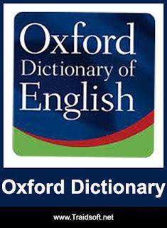 تحميل قاموس أوكسفورد إنجليزي عربي مجانا Oxford Dictionary ترايد سوفت Oxford Dictionaries English Dictionaries English Vocabulary