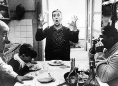 Family Scene - Amarcord (1973) by Federico Fellini