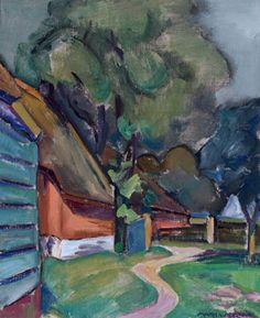 Matthieu Wiegman (1886-1971) was een Nederlandse kunstenaar. Hij was kunstschilder, tekenaar, wandschilder en glazenier, ook zijn van zijn hand affiches en boekbanden bekend. Hij was samen met Leo Gestel en Arnout Colnot een van de belangrijkste figuren binnen de Bergense School. Hij had veel bewondering voor het werk van Paul Cézanne.