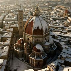 ...Christmas in Florence