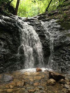 Uvas waterfalls