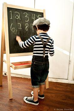 suspenders... Whitney ...Future son??? :)