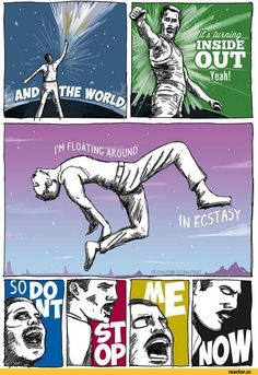 Смешные комиксы,веб-комиксы с юмором и их переводы,queen,freddie mercury,Ppablo stanley,длиннопост,песочница,pablo stanley,баянбабаян