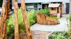 Portfolio tuinen kinderdagverblijven | Van Dijk Tuinen