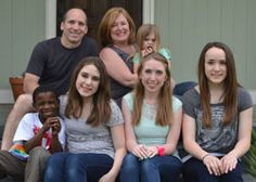 After fostering 40 children and finalizing the adoption of two, Teri and Brian Hrabovsky are leading a foster care ministry that supports families in their community.