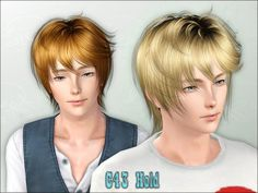 Hold Hairstyle by Cazy for Sims 3 - Sims Hairs - http://simshairs.com/hold-hairstyle-by-cazy/