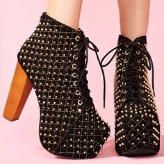 c0dab427904 Jeffrey Campbell Quilted Studded Lita Ankle Booties