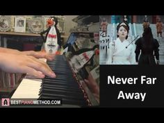 "Goblin 도깨비 OST: Opening Theme - ""Never Far Away"" (Piano Cover by Amosdoll)"