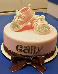 Cute baby shower cakes