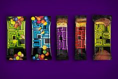 Unreal Candy aims to replace our beloved M's, Milky Ways, Snickers', and even Reese's Cups with more healthful, natural, and sustainably produced alternatives that lack the nasty corn syrup, partially hydrogenated oils, GMOs, and artificial colors, flavors, and preservatives of their brand-name counterparts while reducing the sugar content by an average of over 40%.
