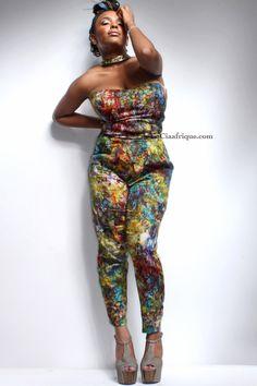 african dress styles | ... ARCHEL BERNARD | CIAAFRIQUE ™ | AFRICAN FASHION-BEAUTY-STYLE