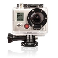 GoPro cameras are used by more professional athletes, sports filmmakers and core enthusiasts than any other camera in the world. The HD Outdoor Edition is the most advanced GoPro camera yet. Camcorder, Action Sport, Go Pro, Gopro Hd, Gopro Video, Gopro Surf, Buy Gopro, Gopro Action, Carte Sd
