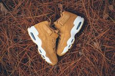 Two Tones Make Up The Nike Air Griffey Max 1 Flax
