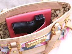Image result for Concealed Carry Purse Holster