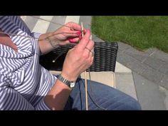 ▶ Portuguese Knitting - YouTube