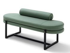 Sigmund Bench was designed by Studio Asai for Arflex. The bench is available in a standard version or with cushions. Bench Furniture, Ottoman Bench, Dining Bench, Furniture Design, Luxury Furniture, Interior Design Layout, Sofa Design, Muebles Living, Bench Designs