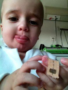Leo, dia del transplante