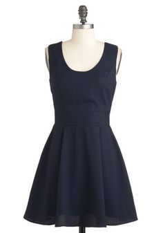 Behold Attention Dress, #ModCloth....love the simplicity!
