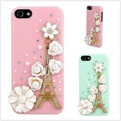 Paris I Phone case. My cousin has this one Cell Phone, Cases & Covers - http://amzn.to/2iezkJl