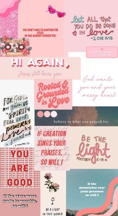 Pink wallpaper SHR
