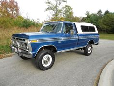 1976 F-250 HighBoy Ranger XLT