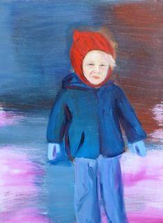 Selbstlernkurs: Selbstporträt Kindheit • artilda.de