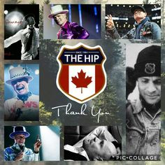 ❤️The Tragically Hip❤️ New Wave Music, Music Love, Music Is Life, My Music, I Am Canadian, Canadian Girls, Music Pics, Music Stuff, Rock Posters