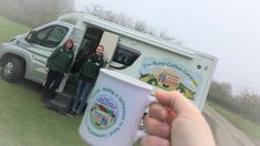 Just dropped off some flyers for our Afternoon Tea event https://www.christiescare.com/live-in-care/christies-care-community-day with the lovely Ann & Megan of the Rural Coffee Caravan who tackle rural isolation and promote community spirit throughout Suffolk #BeveragesAgainstLoneliness