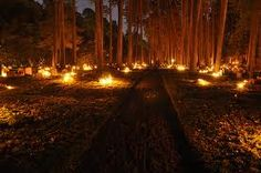 candle light | transformational cemetery design