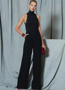 Jumpsuit pattern for bridesmaid
