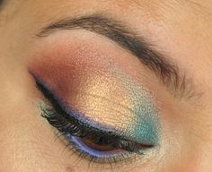 How To Wear Colorful Eyeliner  Tutorial