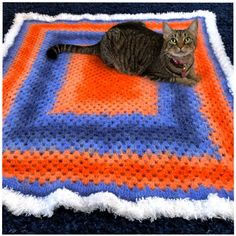 Tried to show how nice and straight this came out… The #cat had better ideas, but I can't blame her! 🧶 Loved working this LB Collection® #softspokenyarn –3 cakes in a very simple #OblongGrannyAfghan to draw in to the cool #gradients. This one's a keeper! 💭 #yarn #knit #crochet #afghan #blanket #catsofinstagram #HeckathornYarnBowl Free Crochet, Knit Crochet, Soft Spoken, Yarn Bowl, Afghan Blanket, Blame, Crochet Patterns, Draw, Cakes