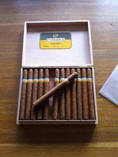 Cohiba Espléndidos #cigars #cigarrer