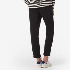 Pantalon en crêpe, Pantalons et jeans
