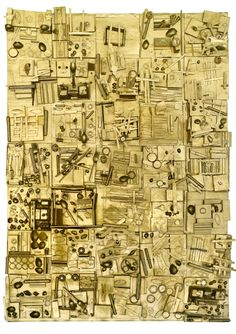 Russian artist, Louise Nevelson moved to the United States when she was just five years old. As the daughter of a junk collector an...