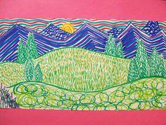 Line landscapes