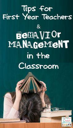 StudentSavvy: Behavior Management in the Classroom!